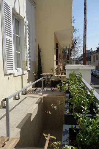 La Terrasse de Mademoiselle : Apartment near Le Chesnay