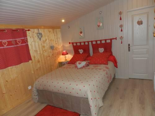 Chambre d'Hôtes les Tourtereaux : Guest accommodation near Auberives-en-Royans