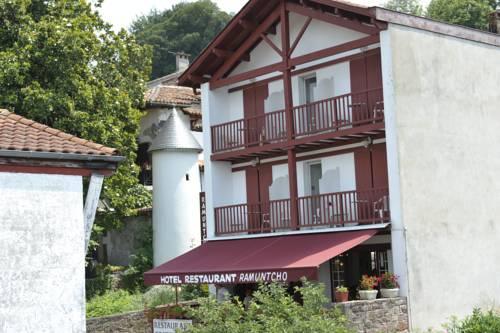 Hotel Ramuntcho Saint Jean Pied De Port