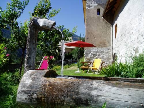Maison de l'Auche : Guest accommodation near Saint-Martin-de-Queyrières
