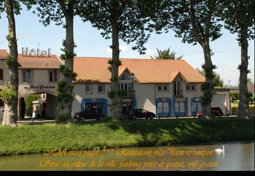 Hôtel Les Pages : Hotel near Meurthe-et-Moselle