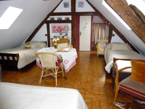 La Maison de Printemps & Sauna : Bed and Breakfast near Autheuil