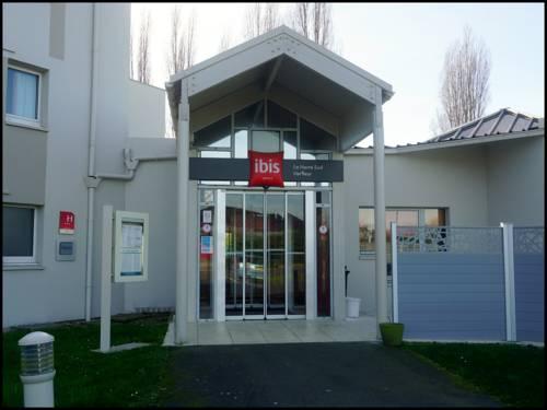 Ibis Le Havre Sud Harfleur : Hotel near Saint-Martin-du-Manoir