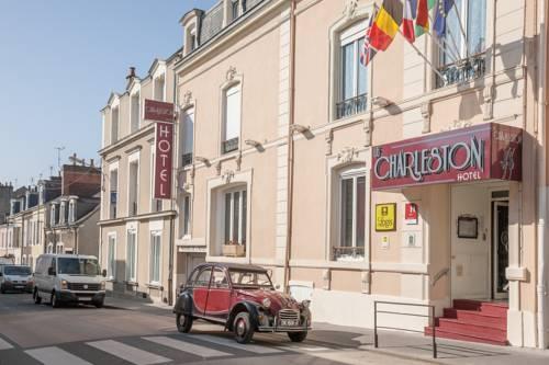 Hotel Le Charleston : Hotel near Le Mans