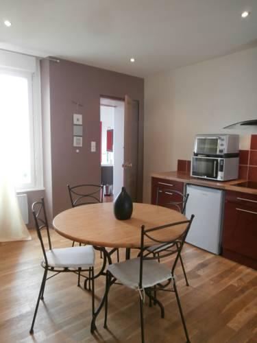 Brest Appart Nuitée : Apartment near Plougastel-Daoulas