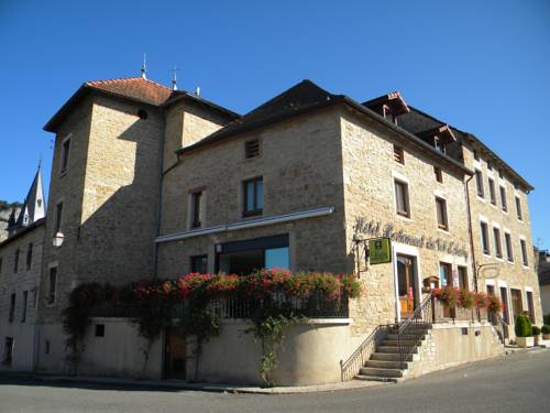 Le Val d'Amby : Hotel near Annoisin-Chatelans