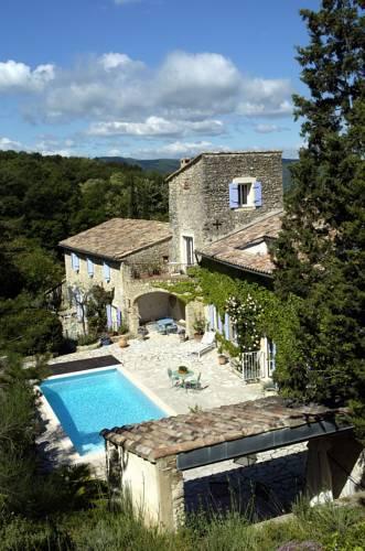 Maison d'Hôtes Les Fougères : Guest accommodation near Baix