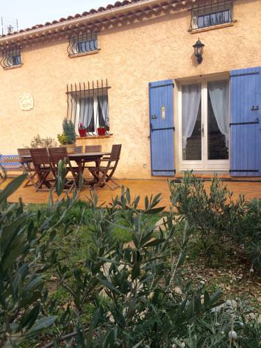 La Provencale : Guest accommodation near Gilette