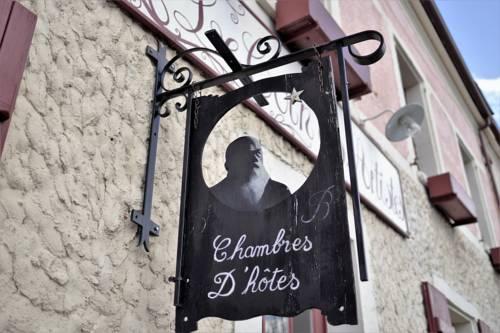 Le Coin des Artistes : Bed and Breakfast near Port-Villez