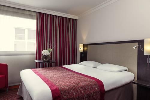 Hotel Mercure Saint Quentin En Yvelines Centre : Hotel near Bois-d'Arcy