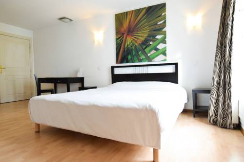 Residhotel Mulhouse Centre : Guest accommodation near Mulhouse