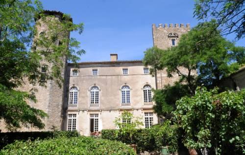 Château d'Agel gite : Guest accommodation near Aigues-Vives