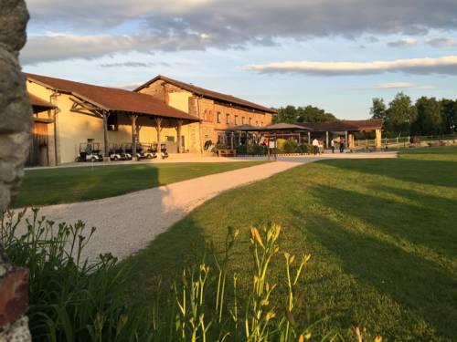 La Sorelle Hôtel Golf et Restaurant : Hotel near Saint-Maurice-de-Rémens