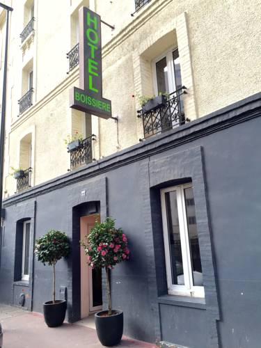 Hôtel Boissière : Hotel near Levallois-Perret