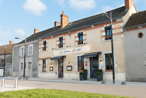 La Maison d'à Côté : Hotel near Saint-Claude-de-Diray