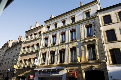 Citotel-Logis des Oliviers : Hotel near Thionville
