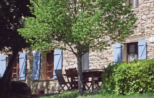 Holiday Home Sainte Croix A Lauze with Fireplace 03 : Guest accommodation near Aubenas-les-Alpes