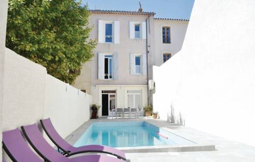 Holiday home Bize Minervois CD-1348 : Guest accommodation near Agel