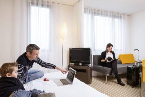 Novotel Suites Cannes Centre : Hotel near Cannes