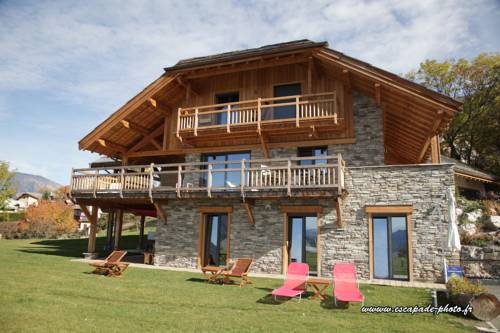 Les Chambres d'Orel : Bed and Breakfast near Saint-André-d'Embrun
