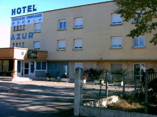 Azur : Hotel near Pierrelatte