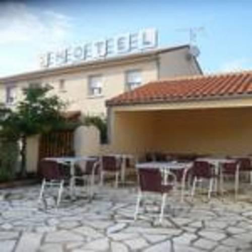 La Godinière : Hotel near Saint-Macaire-en-Mauges