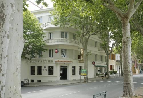 Inter-Hôtel Cartier : Hotel near Rennes-le-Château