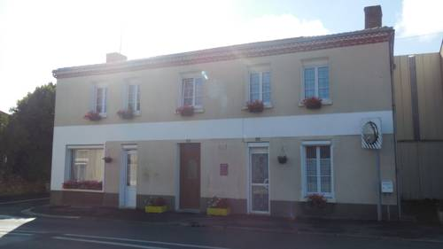 L'Ancien p'tit bistrot : Guest accommodation near La Plaine