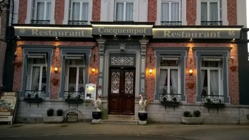 Coq hôtel : Hotel near Montreuil