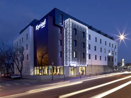 Kyriad Troyes Centre : Hotel near Troyes