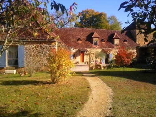 Chambres d'Hôtes et Roulotte Jeandemai : Guest accommodation near Audrix