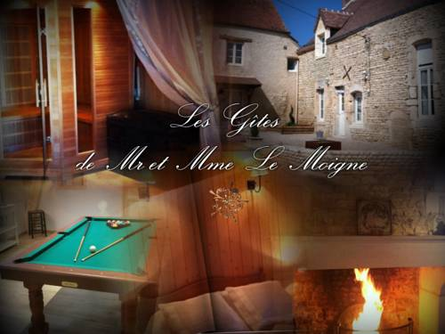 Gites de Fourches : Guest accommodation near Fontaine-les-Bassets