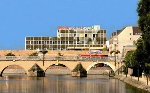 Arche Hotel : Hotel near Vierzon