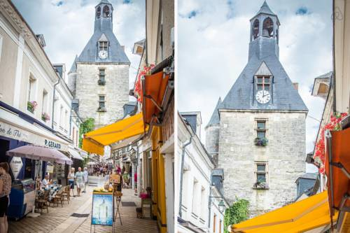 Le Logis de la Tour : Apartment near Pocé-sur-Cisse