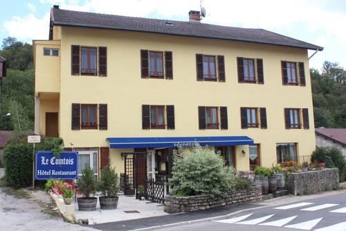 Le Comtois : Hotel near Cogna
