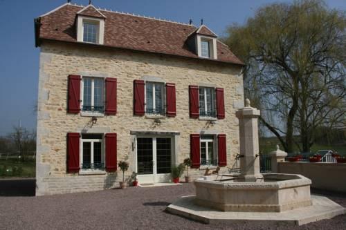 Moulin De Petoulle : Guest accommodation near Saint-Bonnet-Tronçais