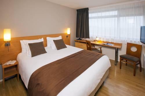 Séjours & Affaires Rennes de Bretagne : Guest accommodation near Rennes