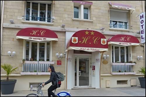 Hotel Du Chateau : Hotel near Calvados