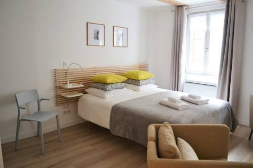 Studio Maison Verte Colmar Centre : Apartment near Colmar
