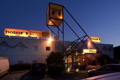 hotelF1 Brest Nord Kergaradec : Hotel near Le Relecq-Kerhuon