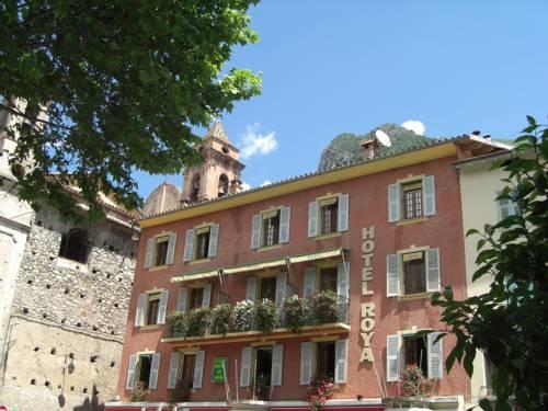Hotel Le Roya : Hotel near Fontan