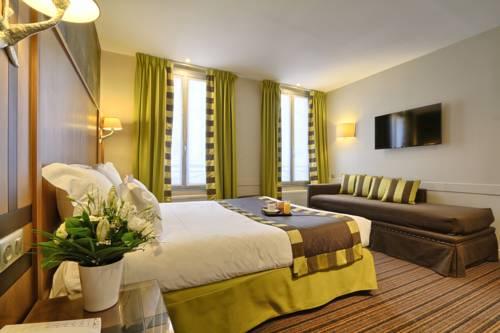 Hôtel Mondial : Hotel near Paris 9e Arrondissement