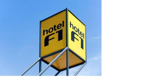 hotelF1 Toulouse L'Union : Hotel near Montrabé