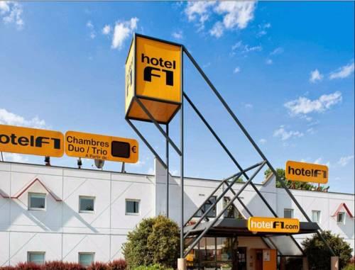 hotelF1 Sens Nord : Hotel near Yonne