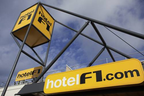 Hotelf1 Mulhouse Bâle Aéroport : Hotel near Rosenau