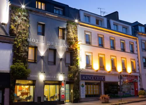 Citotel Hôtel de France et d'Europe : Hotel near Concarneau