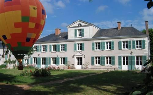 Chateau de la Rue : Guest accommodation near Saint-Claude-de-Diray