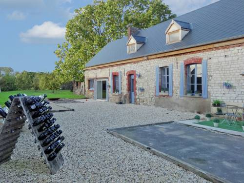 Holiday Home Boda : Guest accommodation near Vervins