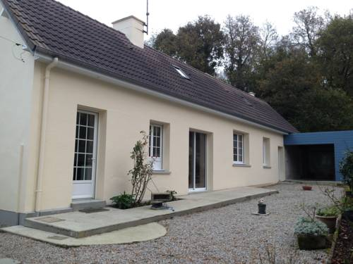 Holiday Home Grokayoo : Guest accommodation near Angoville-sur-Ay