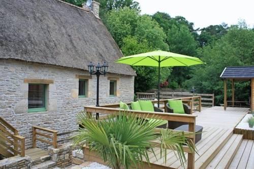 Moulin de kerdavid : Guest accommodation near Baud